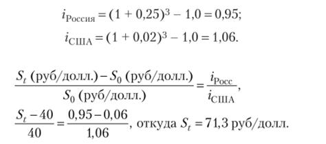 Форвардный курс задачи с решением решение элементарных задач