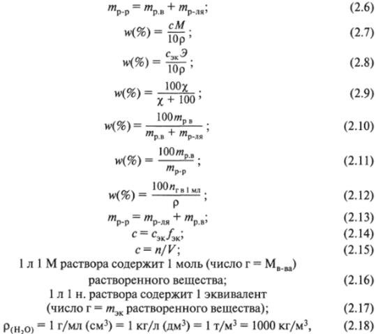 Концентрация раствора решение задач геометрия конусы решения задач