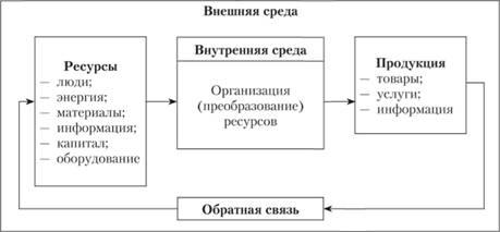 Организация как объект управления в менеджменте реферат 2131